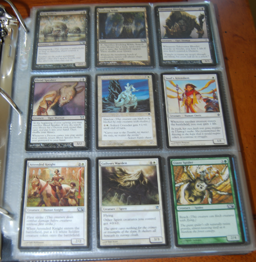 Magic the gathering cards 70