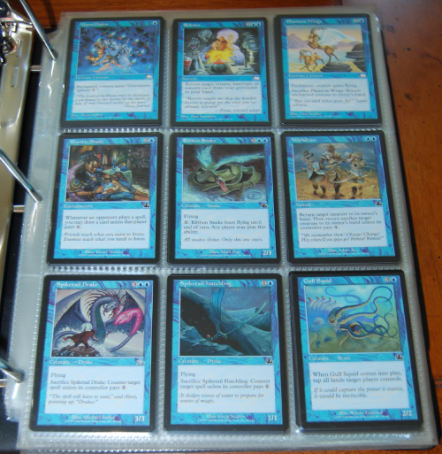 Magic the gathering cards 75