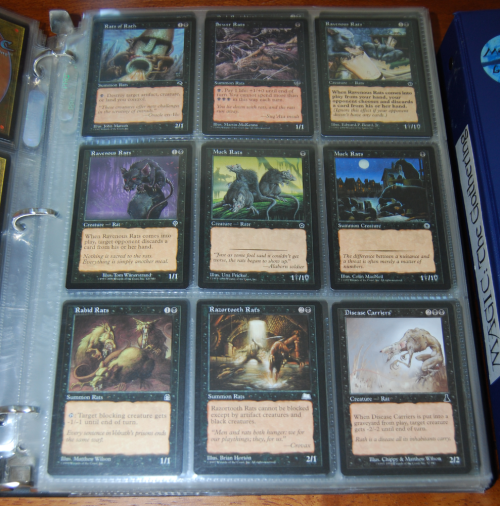Magic the gathering cards 31