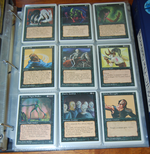 Magic the gathering cards 35