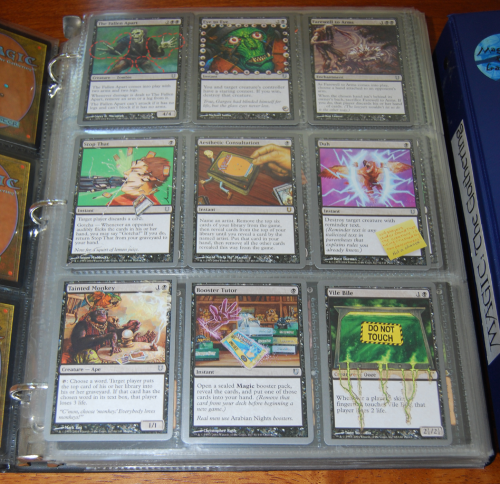 Magic the gathering cards 25