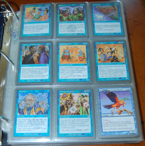 Magic the gathering cards 68