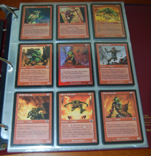 Magic the gathering cards 21