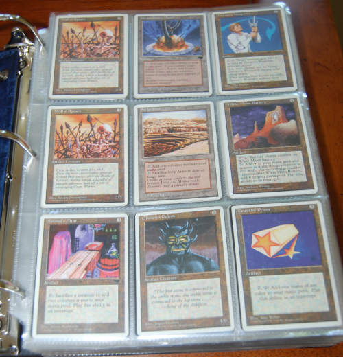 Magic the gathering cards 56
