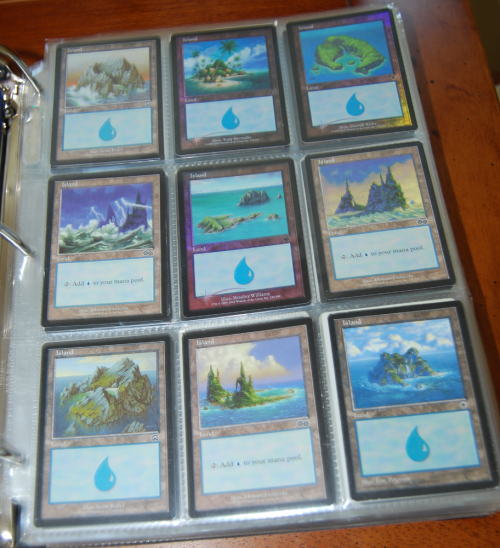 Magic the gathering cards 62