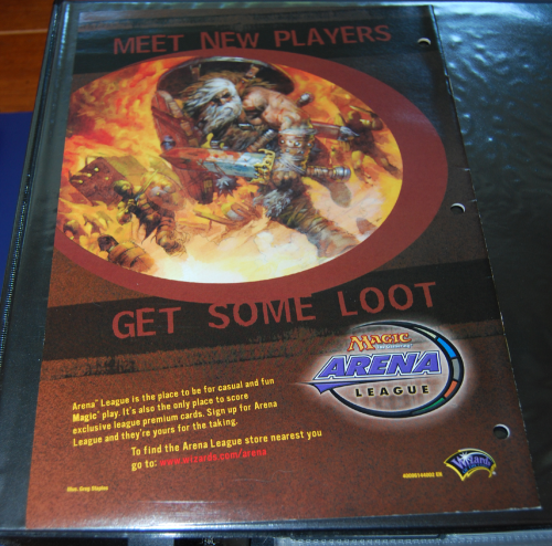 Magic the gathering top deck legions guide x