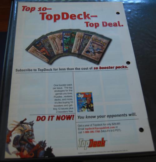 Magic the gathering top deck nemesis guide x
