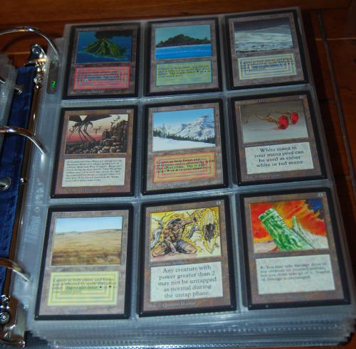 Magic the gathering rares