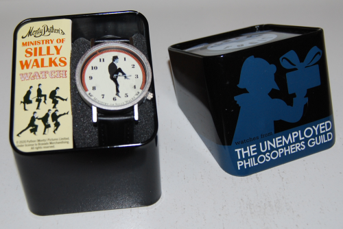 Ministry of silly walks watch 8