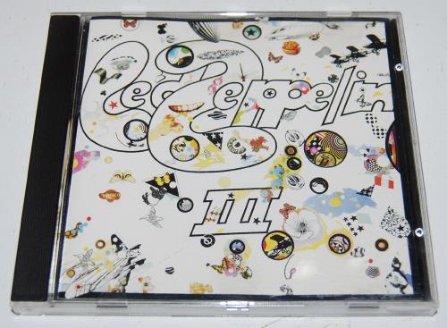 Led zeppelin cds 3