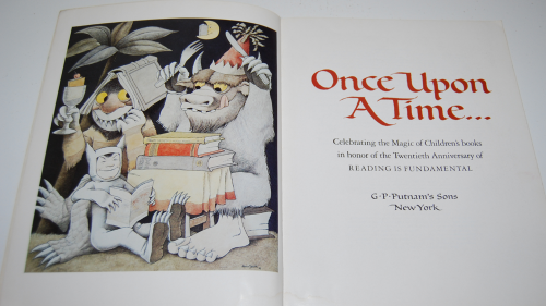 Once upon a time book 1