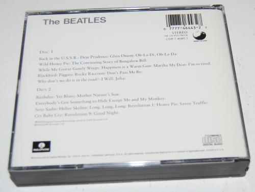 Beatles cds 2 x
