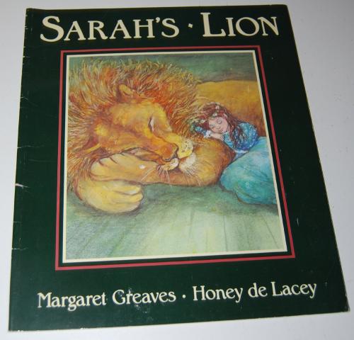 Sarah's lion