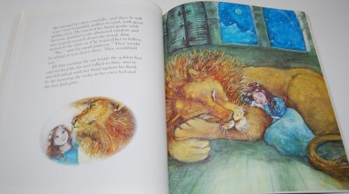Sarah's lion 6