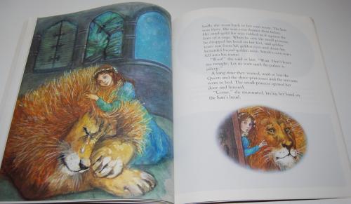 Sarah's lion 8