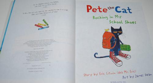 Pete the cat 2