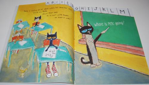 Pete the cat 5