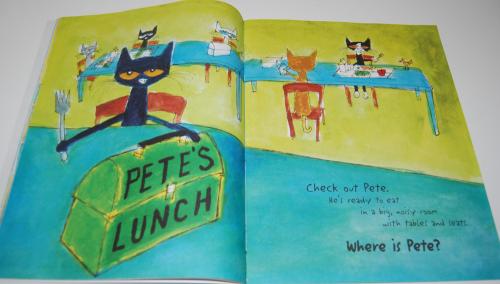 Pete the cat 7