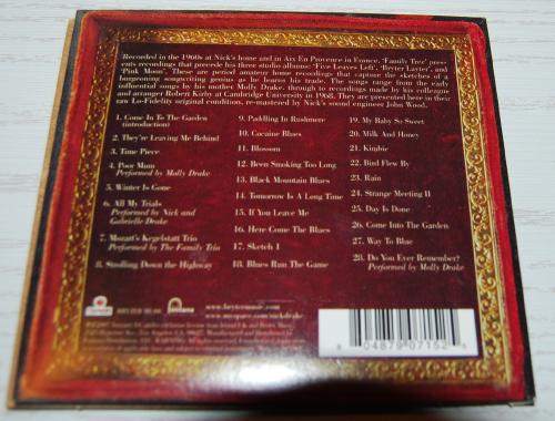 Nick drake cds 6 xx