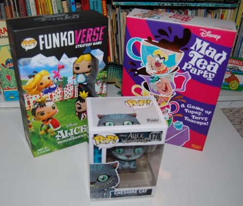 Funko alice box x
