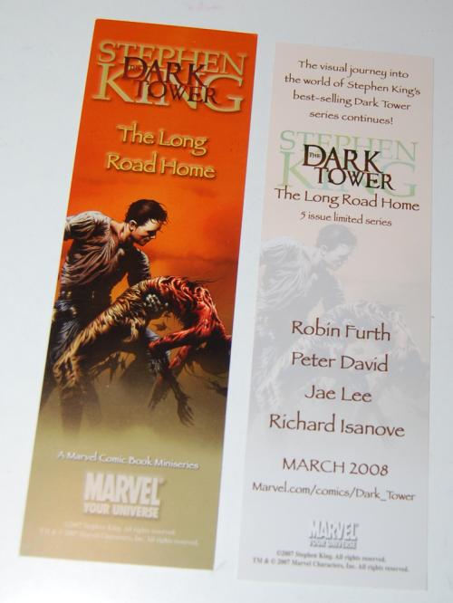 Bookmarks stephen king