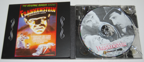 Rob zombie cds frankenstein