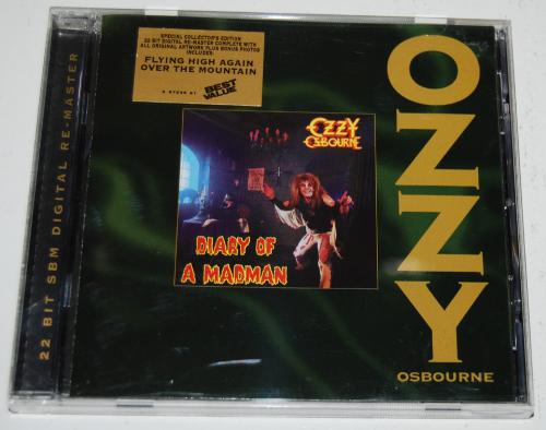 Ozzy cd