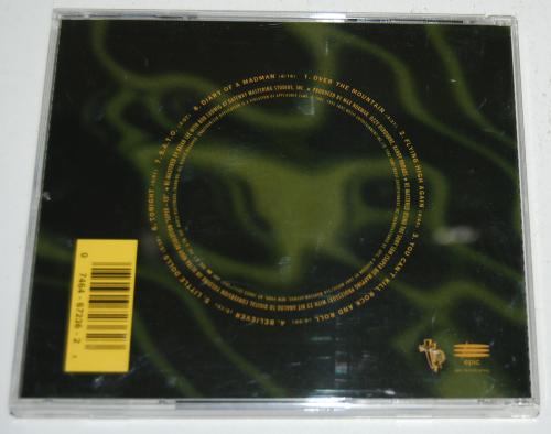 Ozzy cd x