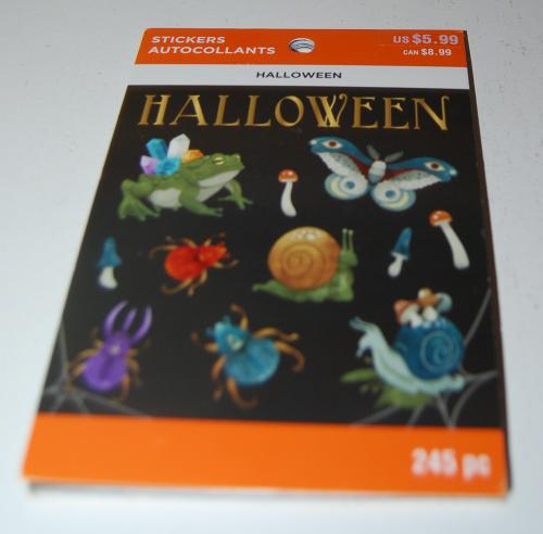 Halloween stickers michaels