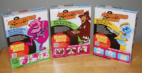 Monster cereals 2021 x