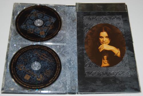 Ozzy cds prince of darkness x