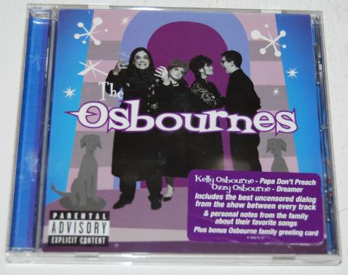 Osbournes cd