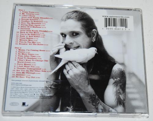 Ozzy cds x