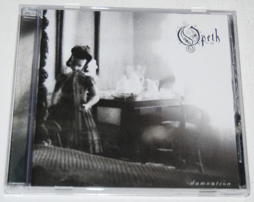 Opeth cd