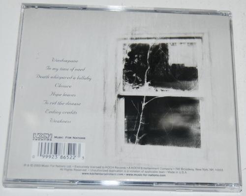 Opeth cd x