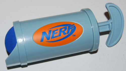 Jack in the box kids meal nerf toy 2