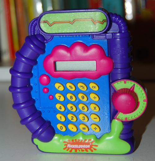 Nickelodeon toy