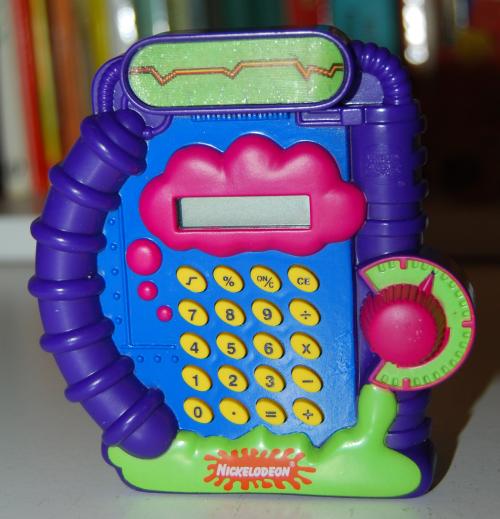 Nickelodeon toy