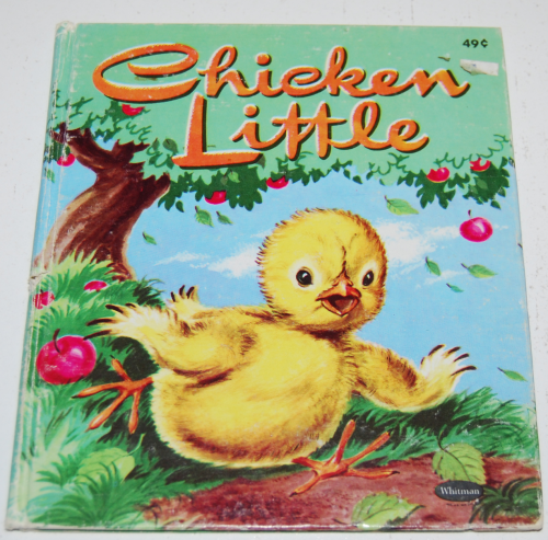 Whitman chicken little