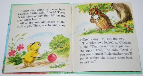 Whitman chicken little 9