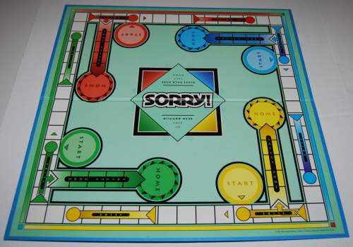 Sorry classic board game