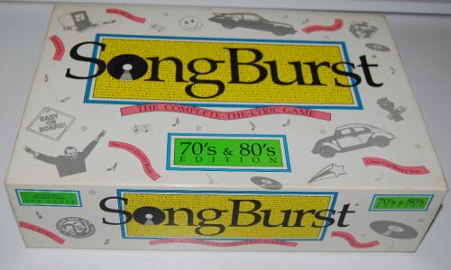 Songburst game