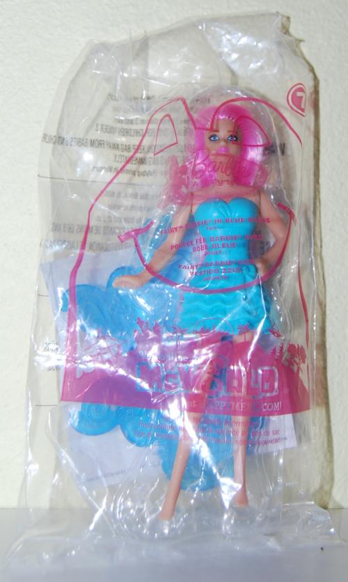 Mcd barbie 1