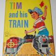 Tim & his train book