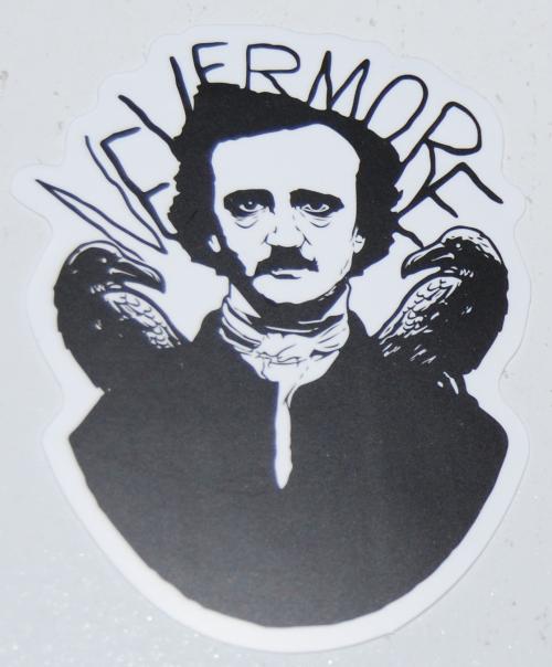 Goth sticker  x