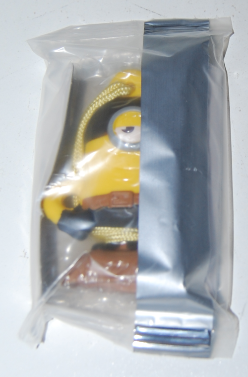 Happy meal toy minions cereal xx