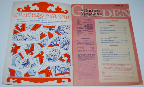 Golden magazine oct 1970 1