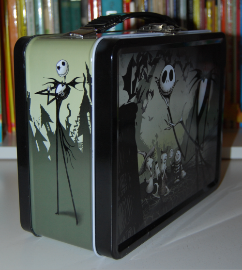 Nightmare before christmas lunchbox 5
