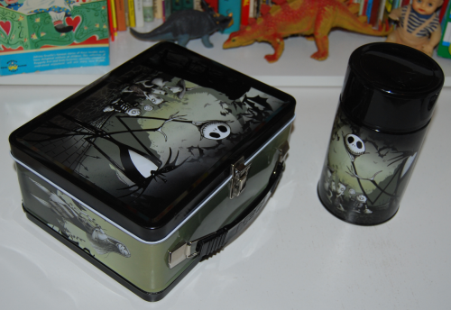 Nightmare before christmas lunchbox 2