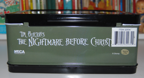 Nightmare before christmas lunchbox 4